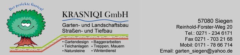 Gashi Garten Und Landschaftsbau garten siegen krasniqi gmbh gartenbau gartenplanung